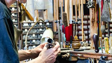 Atelier de restaureation et de réparation